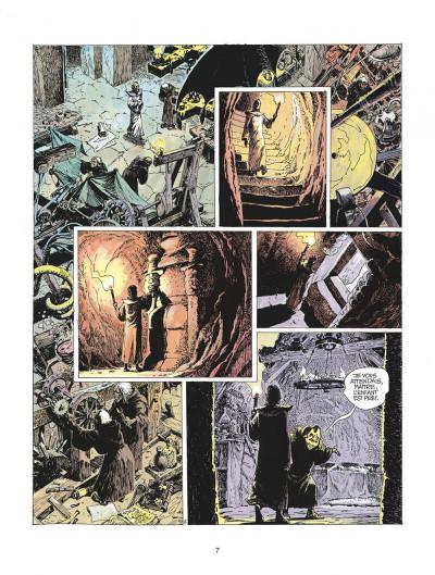 Page 7 thorgal tome 6 - la chute de brek zarith