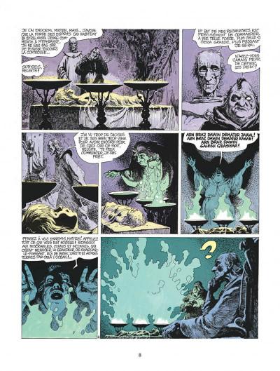 Page 8 thorgal tome 6 - la chute de brek zarith