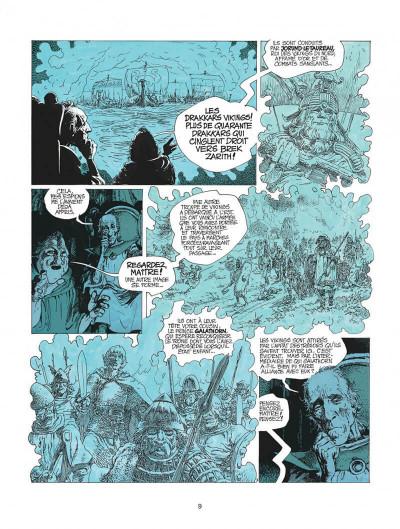 Page 9 thorgal tome 6 - la chute de brek zarith