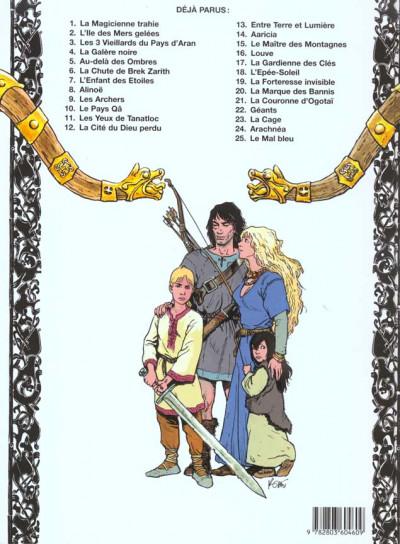 Dos thorgal tome 7 - l'enfant des etoiles