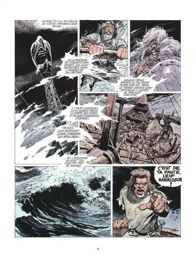Page 4 thorgal tome 7 - l'enfant des etoiles