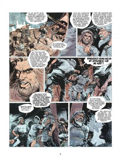 Page 6 thorgal tome 7 - l'enfant des etoiles