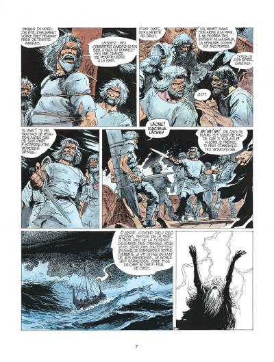 Page 7 thorgal tome 7 - l'enfant des etoiles
