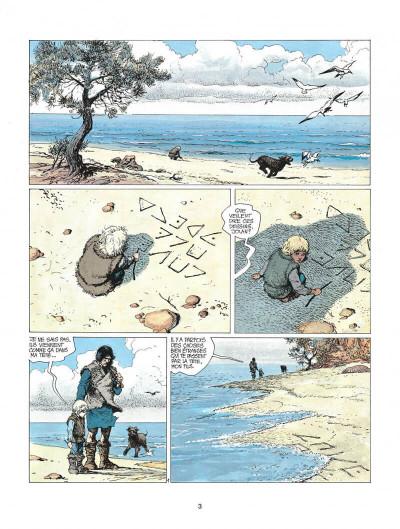 Page 3 thorgal tome 8 - alinoë
