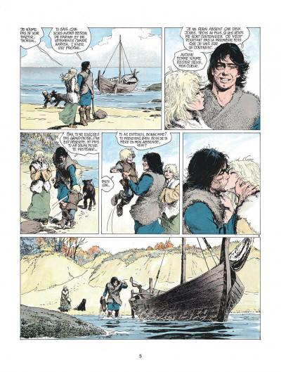 Page 5 thorgal tome 8 - alinoë