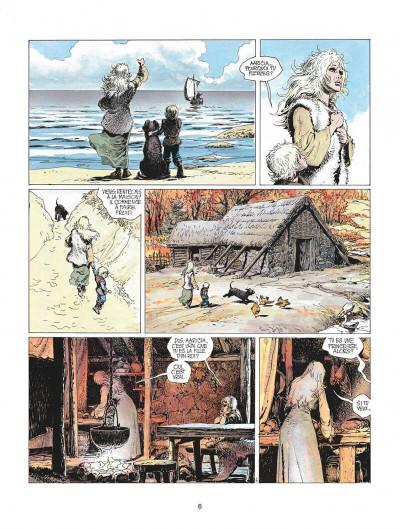 Page 6 thorgal tome 8 - alinoë