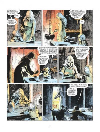 Page 7 thorgal tome 8 - alinoë