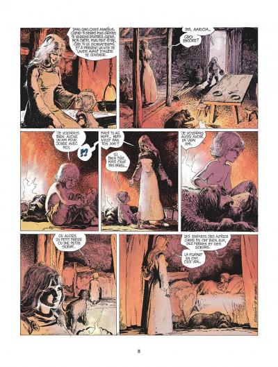 Page 8 thorgal tome 8 - alinoë