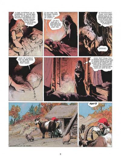 Page 9 thorgal tome 8 - alinoë