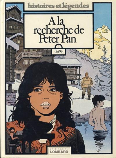 Couverture À la recherche de Peter Pan tome 2