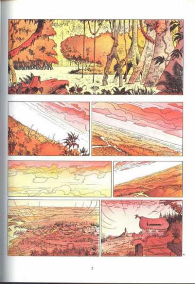 Page 1 Aria tome 6 - l'anneau des elflings