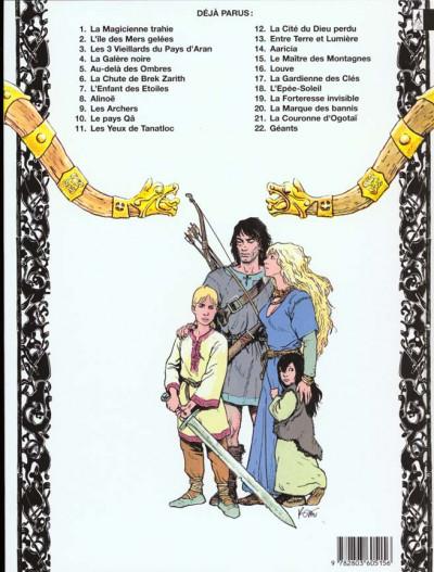 Dos thorgal tome 9 - les archers