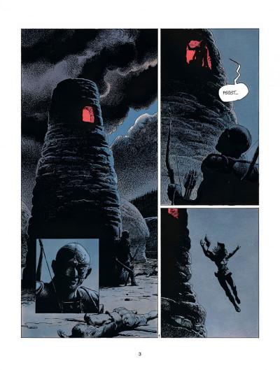 Page 3 thorgal tome 9 - les archers