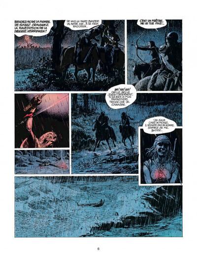 Page 6 thorgal tome 9 - les archers