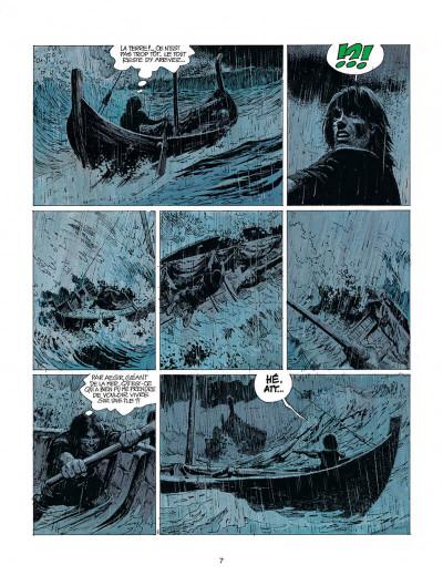 Page 7 thorgal tome 9 - les archers