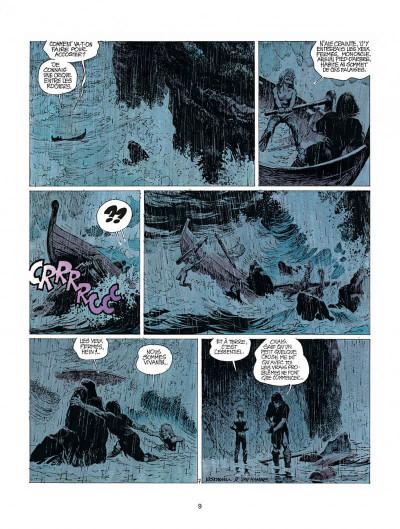 Page 9 thorgal tome 9 - les archers