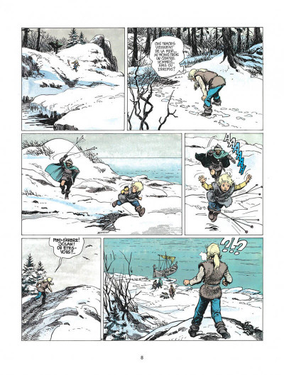 Page 8 thorgal tome 10 - le pays qa