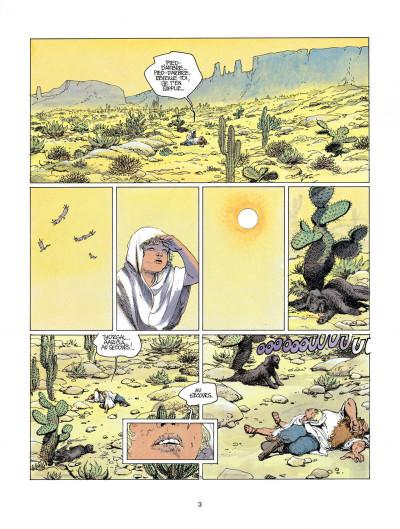 Page 3 thorgal tome 11 - les yeux de tanatloc