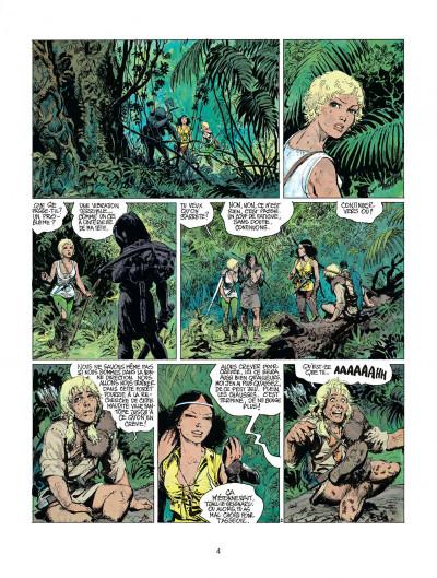 Page 4 thorgal tome 11 - les yeux de tanatloc