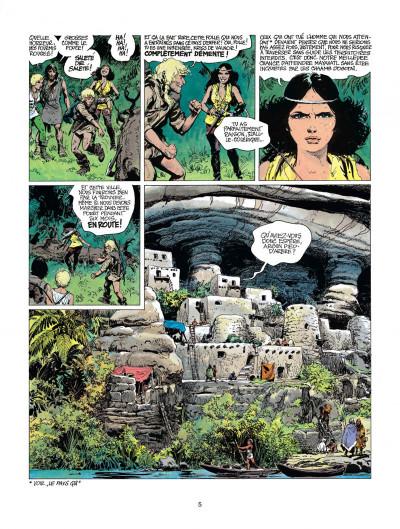 Page 5 thorgal tome 11 - les yeux de tanatloc
