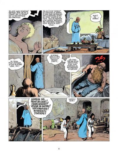 Page 6 thorgal tome 11 - les yeux de tanatloc