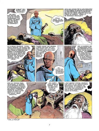 Page 7 thorgal tome 11 - les yeux de tanatloc