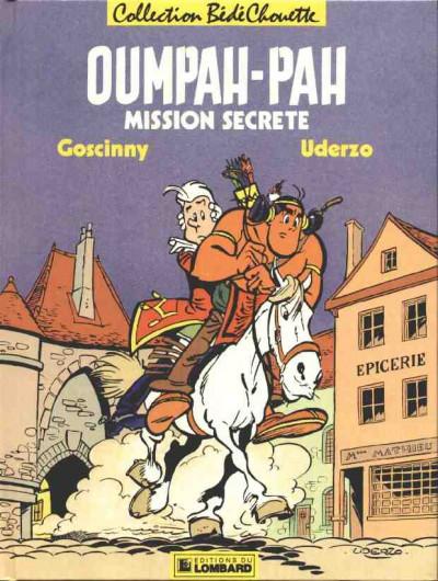 Couverture Oumpah-Pah tome 4