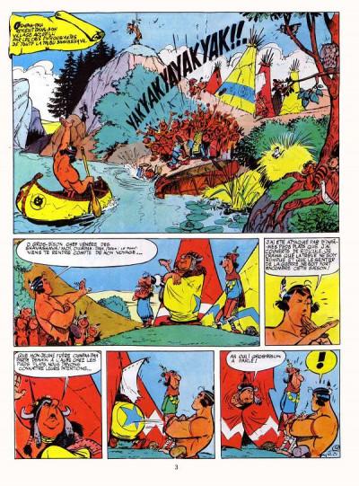 Page 1 Oumpah-Pah tome 4