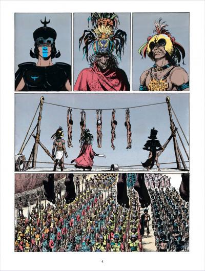 Page 4 thorgal tome 12 - la cite du dieu perdu