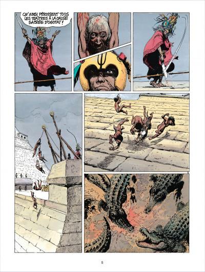 Page 5 thorgal tome 12 - la cite du dieu perdu