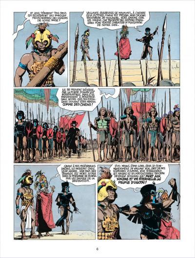 Page 6 thorgal tome 12 - la cite du dieu perdu