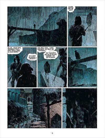 Page 8 thorgal tome 12 - la cite du dieu perdu