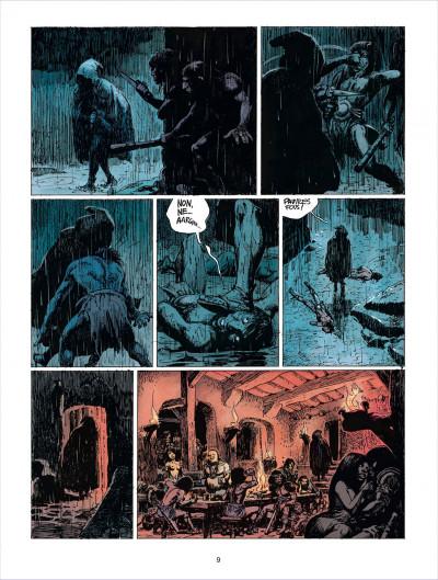 Page 9 thorgal tome 12 - la cite du dieu perdu