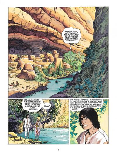 Page 3 thorgal tome 13 - entre terre et lumiere
