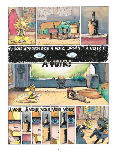 Page 4 thorgal tome 13 - entre terre et lumiere