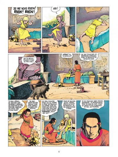 Page 5 thorgal tome 13 - entre terre et lumiere