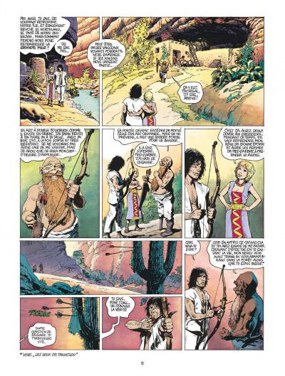 Page 6 thorgal tome 13 - entre terre et lumiere
