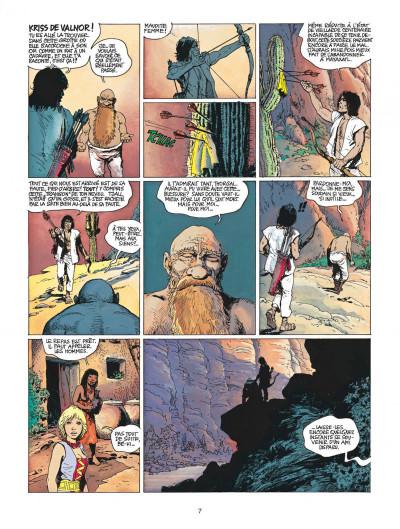 Page 7 thorgal tome 13 - entre terre et lumiere