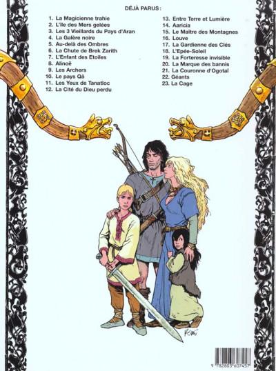 Dos thorgal tome 14 - aaricia