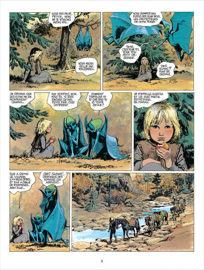 Page 5 thorgal tome 14 - aaricia