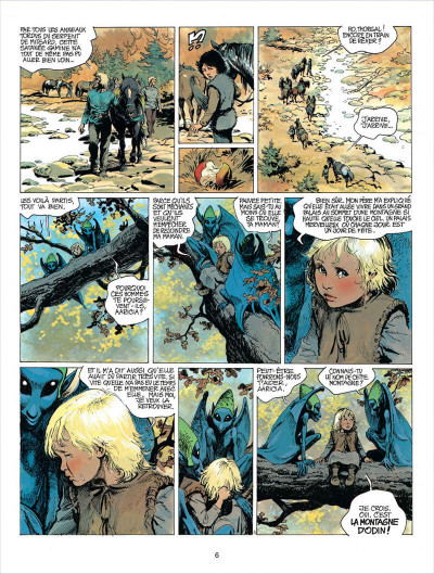 Page 6 thorgal tome 14 - aaricia