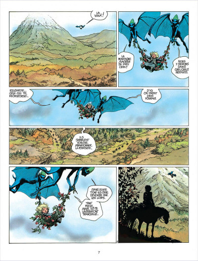 Page 7 thorgal tome 14 - aaricia