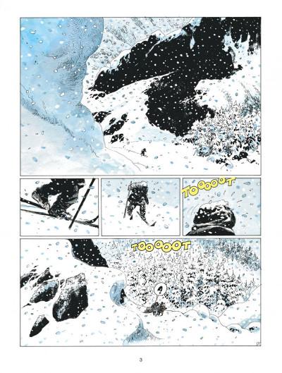 Page 3 thorgal tome 15 - le maître des montagnes