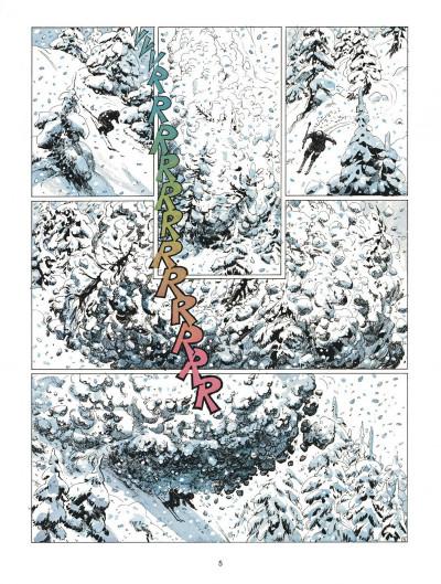Page 5 thorgal tome 15 - le maître des montagnes