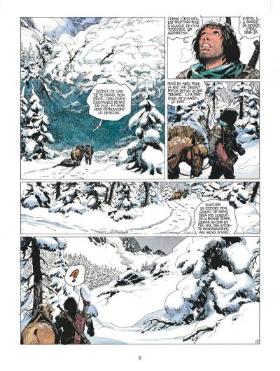 Page 6 thorgal tome 15 - le maître des montagnes