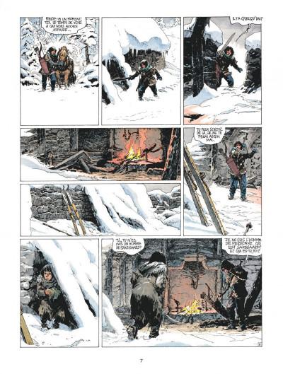 Page 7 thorgal tome 15 - le maître des montagnes