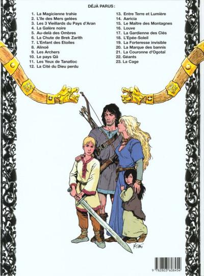 Dos thorgal tome 16 - louve