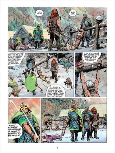 Page 3 thorgal tome 16 - louve