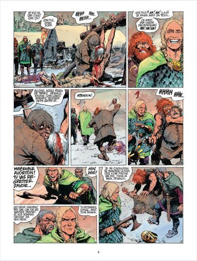 Page 4 thorgal tome 16 - louve
