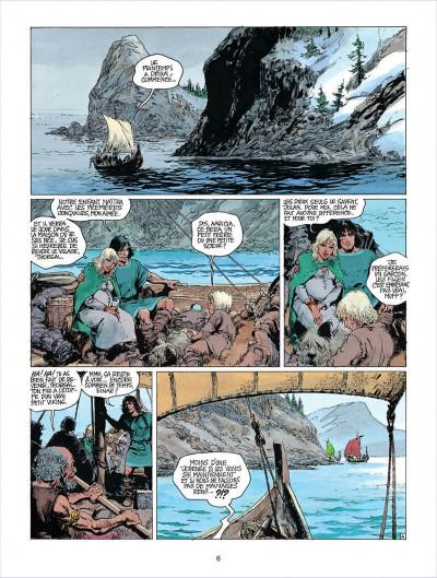 Page 6 thorgal tome 16 - louve
